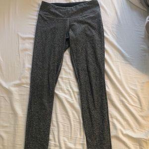 gray new balance leggings